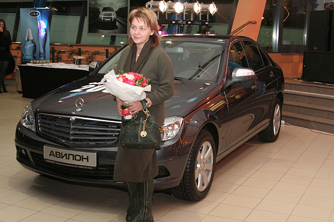 ������-����� 2007 � �������� Mercedes-Benz!