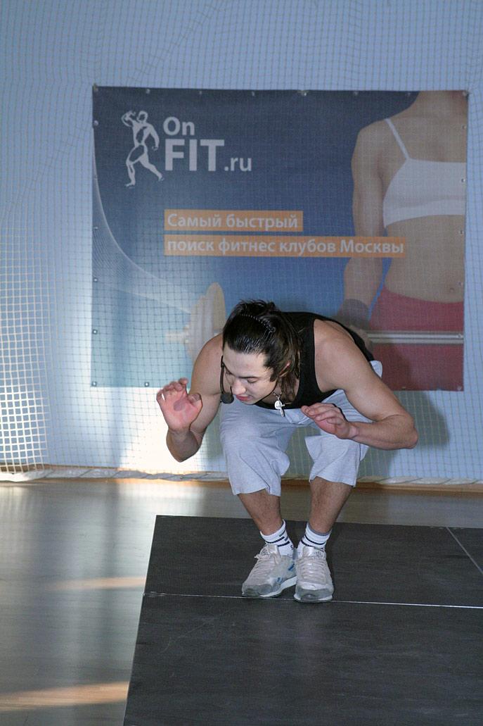 Фитнес-конвенция AALO & ClubJoy