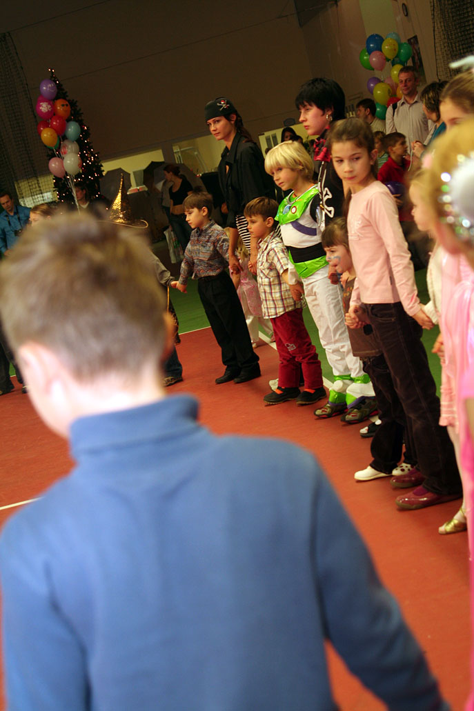 Детский праздник в Дон Спорт
