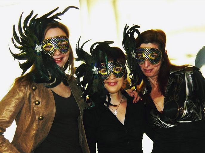 GreenPointSport отмечает Новый Год!