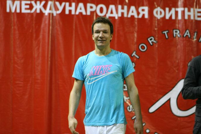 Международная фитнес-конвенция I.T.S.