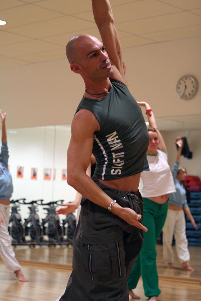 Презентация  новой программы PortDeBras в клубе Orange Fitness