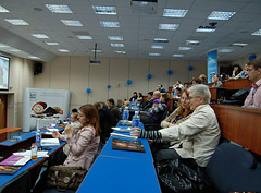 II Всероссийский Съезд специалистов спортивно-оздоровительной индустрии и фитнеса