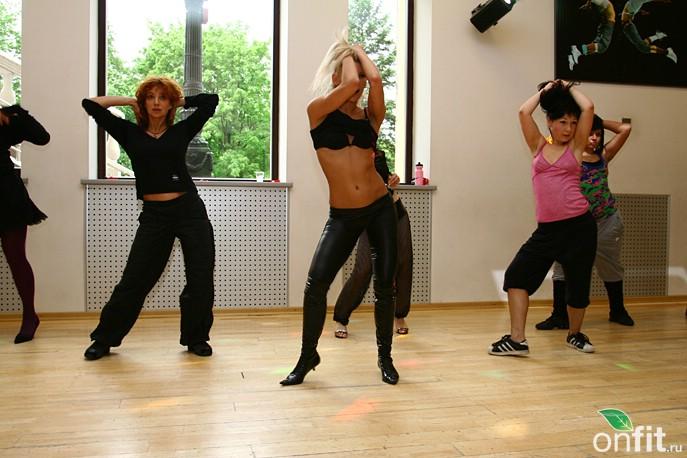 ������� ������. ������-������ Strip Dance