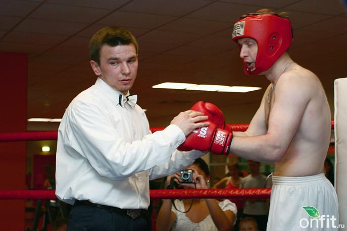 Арт Спорт. Соревнования по боксу.