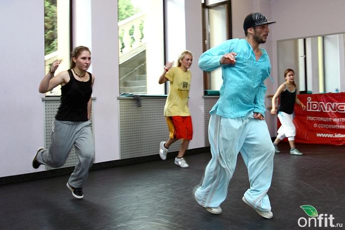 Планета Фитнес. Мастер-классы Hip-Hop vs R'n'B