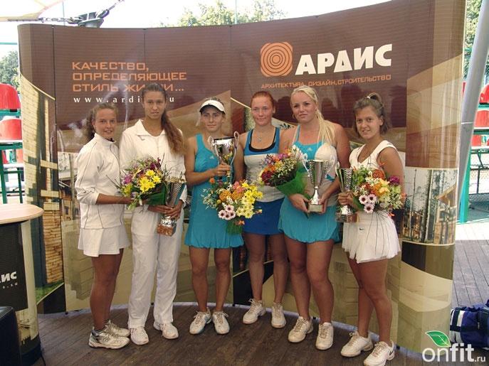 Женский турнир по теннису  «MULTISPORT CUP».