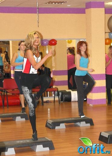 День открытых дверей в фитнес-клубе АДРЕНАЛИН