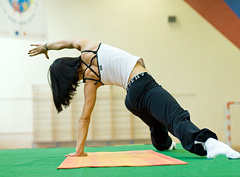 Фитнес-конвенция «МУДРОСТЬ ТЕЛА»