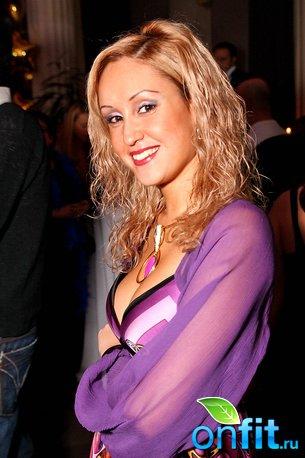 "Janinn Fitness - ""Золотая Гантель 2008"""