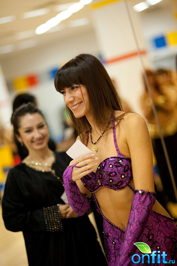 Марафон-конкурс по Belly Dance в рамках проекта Planet Fitness Awards