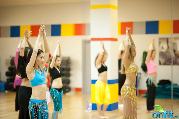 �������-������� �� Belly Dance � ������ ������� Planet Fitness Awards