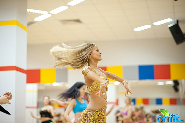 Марафон-конкурс по Belly Dance в рамках проекта Planet Fitness Awards