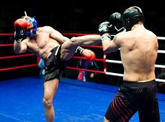 6-й открытый чемпионат Москвы по фитбоксингу