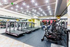 Фитнес клуб рядом со мной москва кафе клуб территория в москве