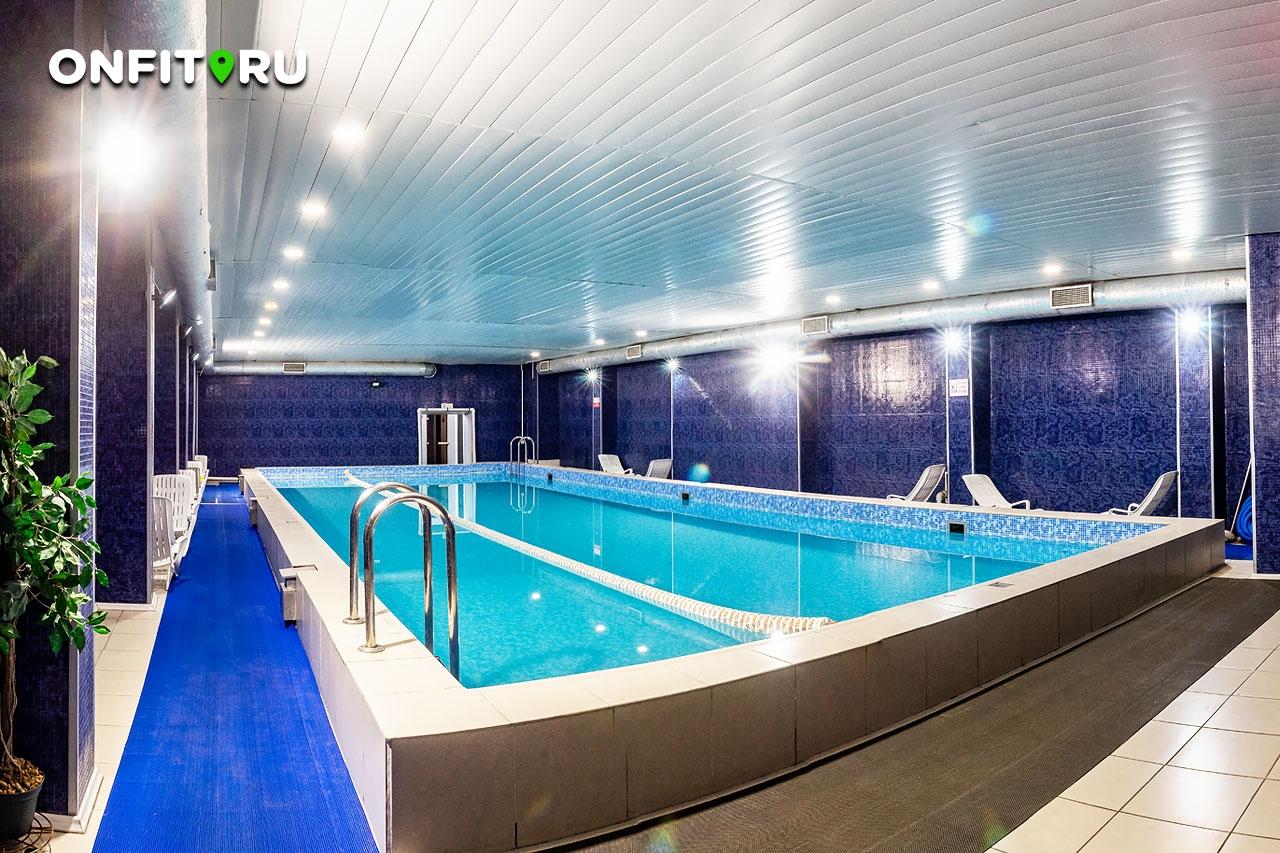 москва дешевый фитнес клуб с бассейном