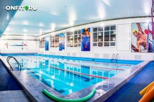 Фитнес-клубы с бассейном на карте Москвы. Цены абонементов в фитнес ... ef086f596e0