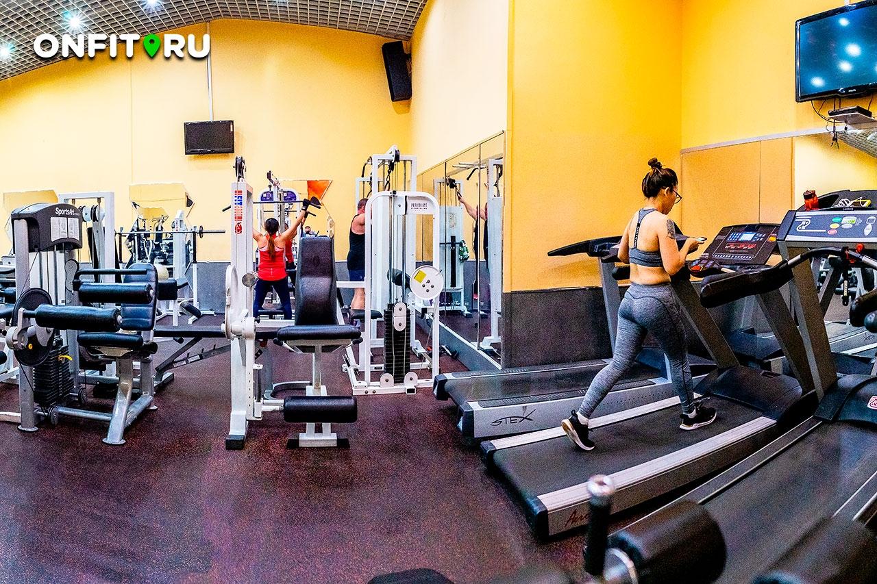 Приходи и тренируйся от 1000 рублей в месяц в фитнес-клубе «АВ-Флекс»!