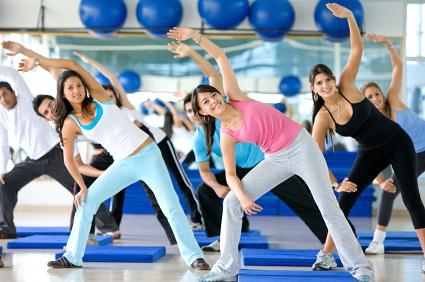 Фитнес клубы москвы аэробика караоке клубы москва центр