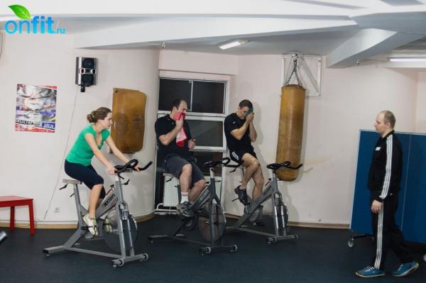 кенга фитнес клуб фото скорость