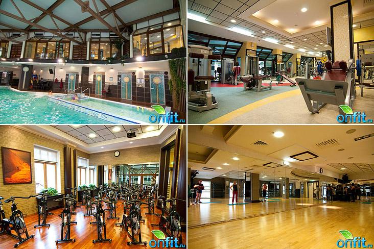 фитнес клуб москвы 24 часа